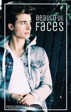 Beautiful Faces {b.f - book 1} ➳ Christian Collins by YoutubesObsession