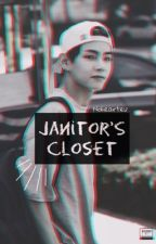 janitors closet || k.th by Nohearteu