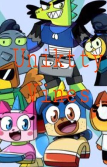 Unikitty Vines