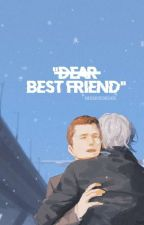 """ ̶D̶e̶a̶r̶ best friend"" [Hank x Connor] [Pausada]  by MissKroeger"