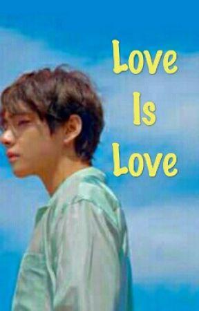 Love  Is  Love  [VHope-TaeSeok] by belendelgado818