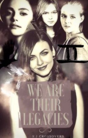 We Are Their Legacies (Time Travel fanfic)- The Originals