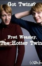 Best Friend's Brother( A Fred Weasley Love Story)*FINISHED* by LydiaHamilton