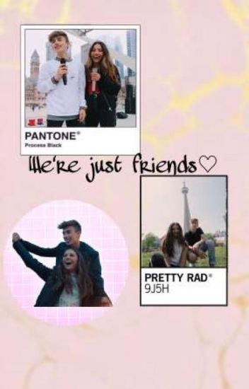 db70d806f We're just friends | Johnny Orlando & Mackenzie Ziegler - Gallagher ...