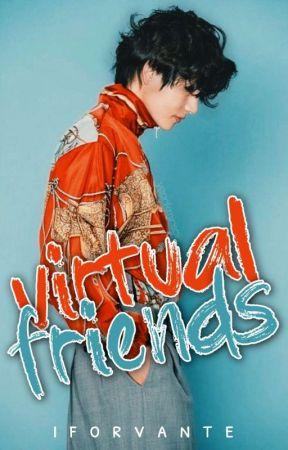 virtual friends   taeyoonseok NSFW by beatrizaraujobb