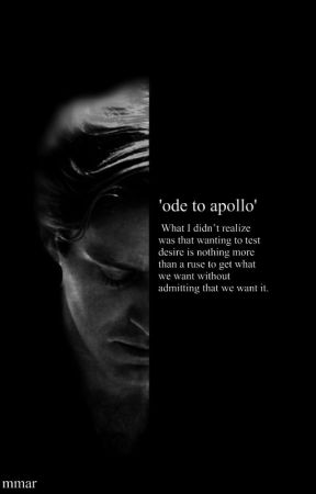ode to apollo - oliver & elio by mmcdonaghs
