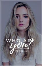 𝑾𝒉𝒐 𝑨𝒓𝒆 𝒀𝒐𝒖? ▶ 𝘋𝘰𝘮𝘪𝘯𝘪𝘤 𝘚𝘩𝘦𝘳𝘸𝘰𝘰𝘥 by itsitzelll
