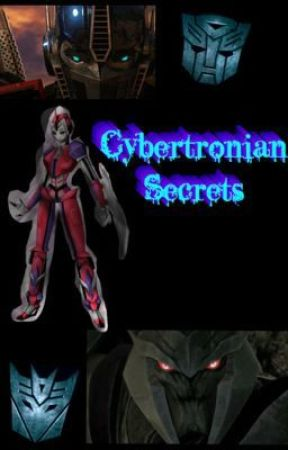 Cybertronian Secrets (Transformers Prime Fanfic) - Chapter