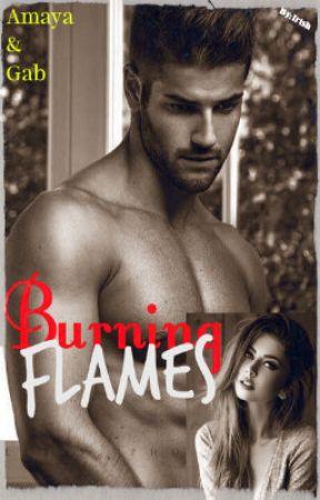 Burning Flames by myirishspring86