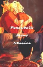Percabeth Mini Stories by wholightsmyway