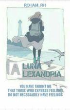 Alunalexandria by Rohani_RH