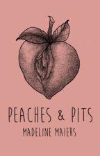 Peaches & Pits || girlxgirl by vescosity