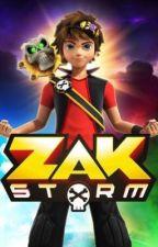 Zak Storm  by zakstorm2