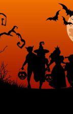Halloween này.............Tôi lại một mình by user81211624