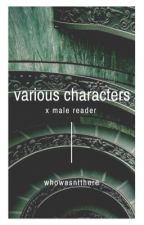 Various Characters x Male Reader by whowasntthere
