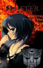Burning In The Skies - Book 1: The Shifter Series by todayisanewday