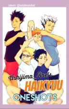 ~|·|Haikyuu Oneshots|·|~ by Ushijima_Bae