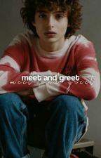 MEET AND GREET ! | F. WOLFHARD by elysianfinn