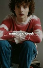 MEET AND GREET ! | F. WOLFHARD by wclfhqrd