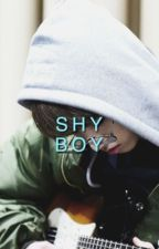 shy boy   j.j.k   ✔️ by youngscribbler03