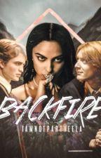 Backfire • Cedric Diggory [✓] by IamNotPartVeela