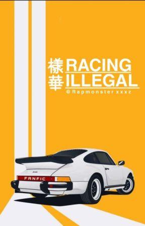Racing illegal【BTS】 by RapMonsterxxxz