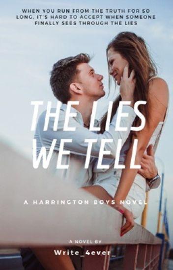 The Lies We Tell (Harrington Boys #1)