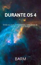 DURANTE OS 4. - BTS JIN  by laBarm