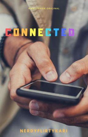 Connected #WATTPRIDE by nerdyflirtykari