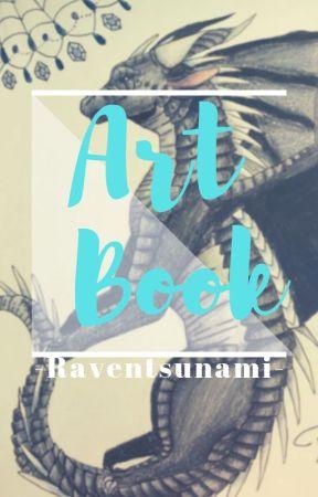 Raven's Art Book by Raventsunami