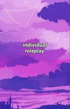 Individual Roleplay! ((Fantasy))  by _Jazzy2004_
