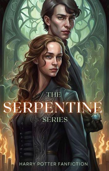 Serpentine series {hermione/voldemort}