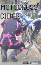 Motocross Chick by mel_martini