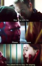 Vision and Wanda One Shots  by SCRVIS