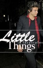 Little Things. -Harry Styles- by Lacy_Styles