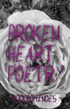 Broken Heart Poetry by 4000dominoes