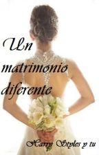 UN MATRIMONIO DIFERENTE by HipstageGirl