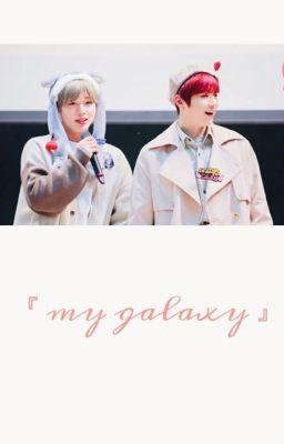 | text | Nielwink ~  「 my galaxy 」