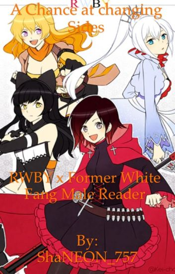 A Chance at Switching Sides: RWBY x Former White Fang Faunus Male