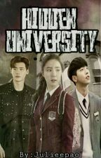Hidden University by Julieepao