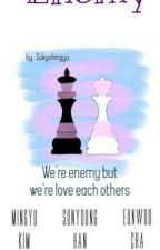 Enemy : (Mingyu Seventeen) by Sskyshingyu