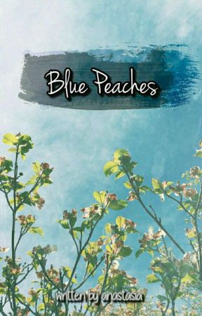Blue Peaches by -purples