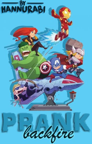 Prank Backfire || Baby Avengers