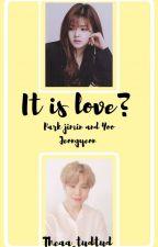 Is It Love (P.JM & Y.JY) Jeongmin by Theaa_tudtud
