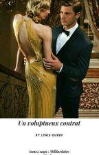 Un délicieux Contrat ( Tome 2) [ En Cours] by mademoisejaina