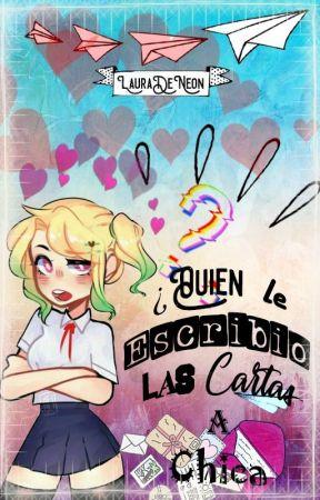¿Quién le escribió las cartas a Chica? [FNAFHS] [CHICA] by LauraDeNeon