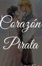 Corazón Pirata [Miraculous] [AU] by sol44103