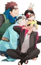 Boruto - A journey in the past by ReaderWriting12
