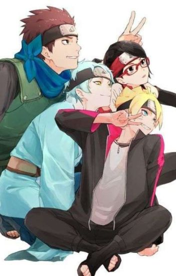Boruto - A journey in the past