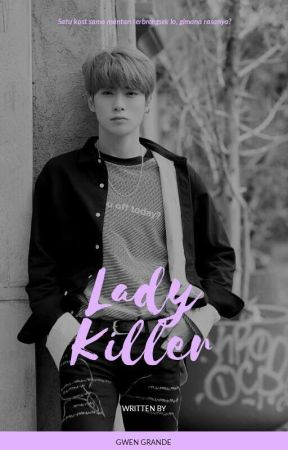LADY-KILLER | Jaehyun ✔ by berryjae_